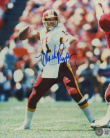 Mark Rypien Signed Redskins 8x10 Photo (Beckett COA) at PristineAuction.com