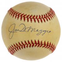 Joe DiMaggio Signed OAL Baseball (JSA LOA, Steiner Hologram & DiMaggio Hologram) at PristineAuction.com