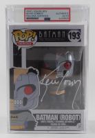 "Kevin Conroy Signed ""Batman: The Animated Series"" #193 Batman (Robot) Funko Pop! Vinyl Figure (JSA COA & PSA Encapsulated) at PristineAuction.com"