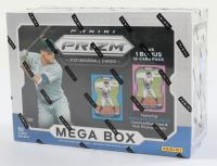2021 Panini Prizm Baseball Mega Box with (10) Packs at PristineAuction.com