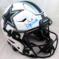 Dak Prescott Signed Cowboys Full-Size Authentic On-Field SpeedFlex Helmet (Beckett Hologram) at PristineAuction.com