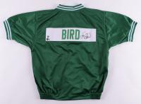 Larry Bird Signed Jacket (Beckett COA & Bird Hologram) at PristineAuction.com