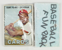 1967 Topps Baseball Fun Rack Pack with (10) Cards at PristineAuction.com