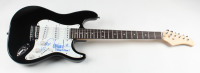 """Brooks & Dunn Signed Full-Size Electric Guitar Inscribed """"Brooks & Dunn"""" (JSA COA) at PristineAuction.com"""