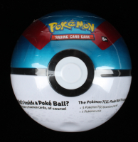 Pokemon TCG: Great Ball Tin with (3) Booster Packs at PristineAuction.com