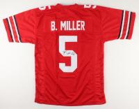 Braxton Miller Signed Jersey (JSA COA) at PristineAuction.com