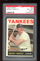 Mickey Mantle 1964 Topps #50 (PSA 8) (OC) at PristineAuction.com
