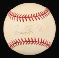 Barry Bonds Signed OML Baseball (JSA COA) at PristineAuction.com