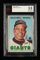 Willie Mays 1967 Topps #200 UER (BGS 3.5) at PristineAuction.com