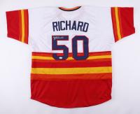 J.R. Richard Signed Jersey (JSA COA) at PristineAuction.com