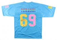 Tekashi 6ix9ine Signed Jersey (Beckett Hologram) at PristineAuction.com