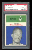 Bill Russell 1961-62 Fleer #38 (PSA 6) (OC) at PristineAuction.com