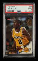 Kobe Bryant 1996-97 Hoops #281 RC (PSA 9) at PristineAuction.com