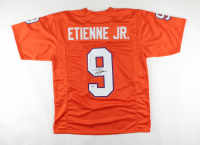 Travis Etienne Jr. Signed Jersey (Beckett COA) at PristineAuction.com