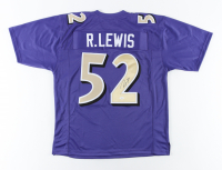 Ray Lewis Signed Jersey (JSA COA) at PristineAuction.com