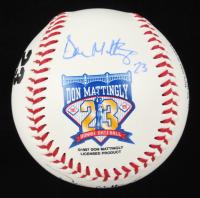 Don Mattingly Signed Official 1997 Commemorative Baseball (MLB Hologram) at PristineAuction.com