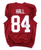 Agiye Hall Signed Jersey (PSA COA) at PristineAuction.com
