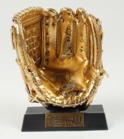 "Don Mattingly Signed Rawlings Mini Gold Glove Award Inscribed ""9x G.G"" (MLB Hologram) at PristineAuction.com"