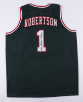 """Oscar Robertson Signed Jersey Inscribed """"71 Champs"""" (JSA COA & Hollywood Collectibles COA) at PristineAuction.com"""