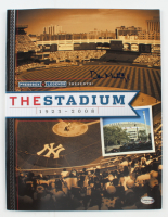 Don Mattingly Signed Pressbox Legends The Stadium Yankees Stadium Program (Schulte Sports Hologram) at PristineAuction.com