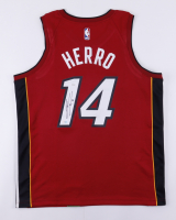 Tyler Herro Signed Jersey (JSA COA & Hollywood Collectibles Hologram) at PristineAuction.com