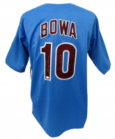 """Larry Bowa Signed Jersey Inscribed """"80 WSC"""" (JSA COA) at PristineAuction.com"""