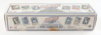 1991 Upper Deck Complete Set of (800) Baseball Cards at PristineAuction.com