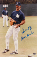 """Don Mattingly Signed Yankees 8x12 Photo Inscribed """"Donnie Baseball"""" (Schulte Sports Hologram) at PristineAuction.com"""