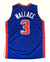 Ben Wallace Signed Jersey (Beckett Hologram) at PristineAuction.com