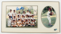Don Mattingly Signed Little League 6.5x12.5 Photo (Schulte Sports Hologram) at PristineAuction.com