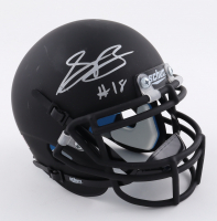 Slade Bolden Signed Matte Black Mini Helmet (PSA COA) (See Description) at PristineAuction.com