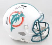 Dan Marino Signed Dolphins Full-Size Helmet (Schwartz Sports COA) at PristineAuction.com