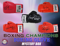 Sports Boxing Champions Signed Boxing Glove Mystery Box – (Featured Seller Edition - Limited to 20) (NO DUPLICATES!!) at PristineAuction.com