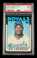 Bo Jackson 1986 Topps Traded #50T RC (PSA 9) at PristineAuction.com