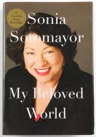 "Sonia Sotomayor Signed ""My Beloved World"" Hardcover Book (JSA COA) (See Description) at PristineAuction.com"