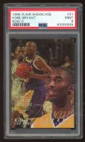 Kobe Bryant 1996-97 Flair Showcase Row 0 #31 (PSA 9) at PristineAuction.com