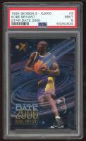 Kobe Bryant 1996-97 E-X2000 Star Date 2000 #3 (PSA 9) at PristineAuction.com