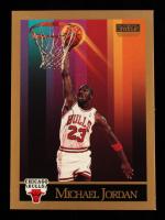 Michael Jordan 1990-91 SkyBox #41 at PristineAuction.com