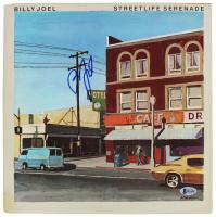 "Billy Joel Signed ""Streetlife Serenade"" Vinyl Record Album Cover (Beckett COA) at PristineAuction.com"