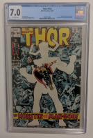 "1969 ""Thor"" Issue #169 Marvel Comic Book (CGC 7.0) at PristineAuction.com"