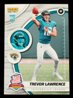 Trevor Lawrence 2021 Panini Instant #1 RC at PristineAuction.com