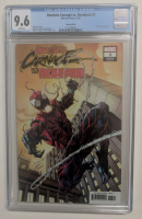 """2019 """"Absolute Carnage vs. Deadpool"""" Issue #3 Codex Variant Marvel Comic Book (CGC 9.6) at PristineAuction.com"""