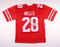 Chris Wells Signed Jersey (PSA COA) (See Description) at PristineAuction.com