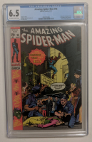 """1971 """"The Amazing Spider-Man"""" Issue #96 Marvel Comic Book (CGC 6.5) at PristineAuction.com"""