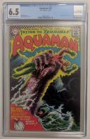 """1967 """"Aquaman"""" Issue #32 DC Comic Book (CGC 6.5) at PristineAuction.com"""