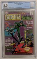 "1966 ""Detective Comics"" Issue #353 DC Comic Book (CGC 5.5) at PristineAuction.com"