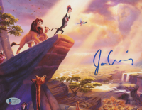 """Jim Cummings Signed """"Lion King"""" 8x10 Photo (Beckett COA) at PristineAuction.com"""