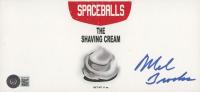 "Mel Brooks Signed ""Spaceballs"" 4x9 Print (Beckett COA) at PristineAuction.com"