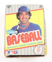 1989 Fleer Baseball Wax Box with (36) Packs at PristineAuction.com