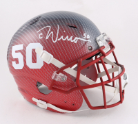 Chase Winovich Signed Full-Size Authentic On-Field Vengeance Hydro-Dipped Helmet (Beckett Hologram) at PristineAuction.com
